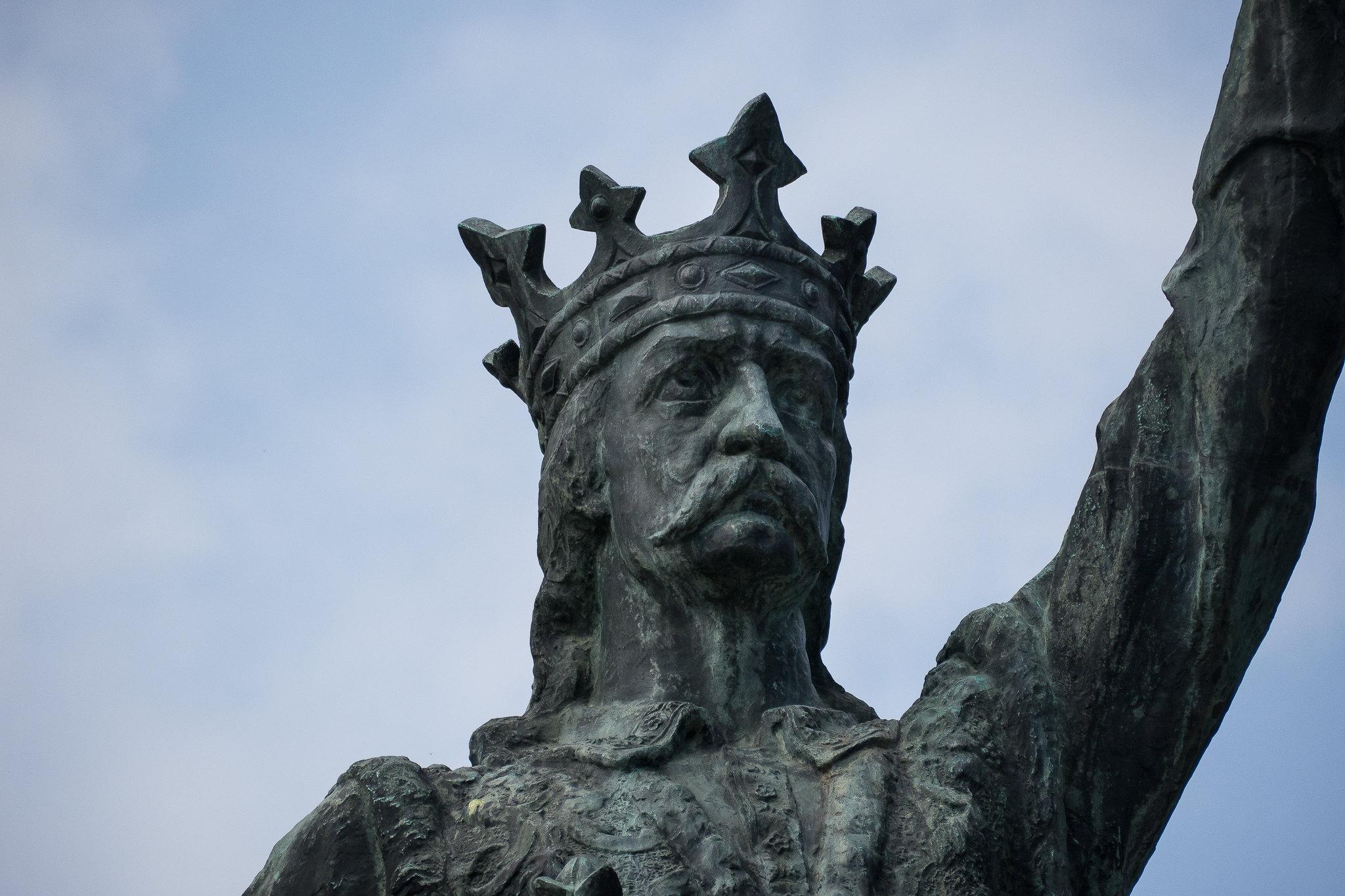 Monument de Stefan cel Mare