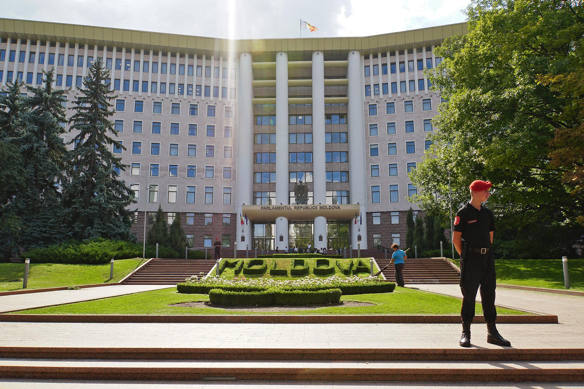 Parlement de la Moldavie