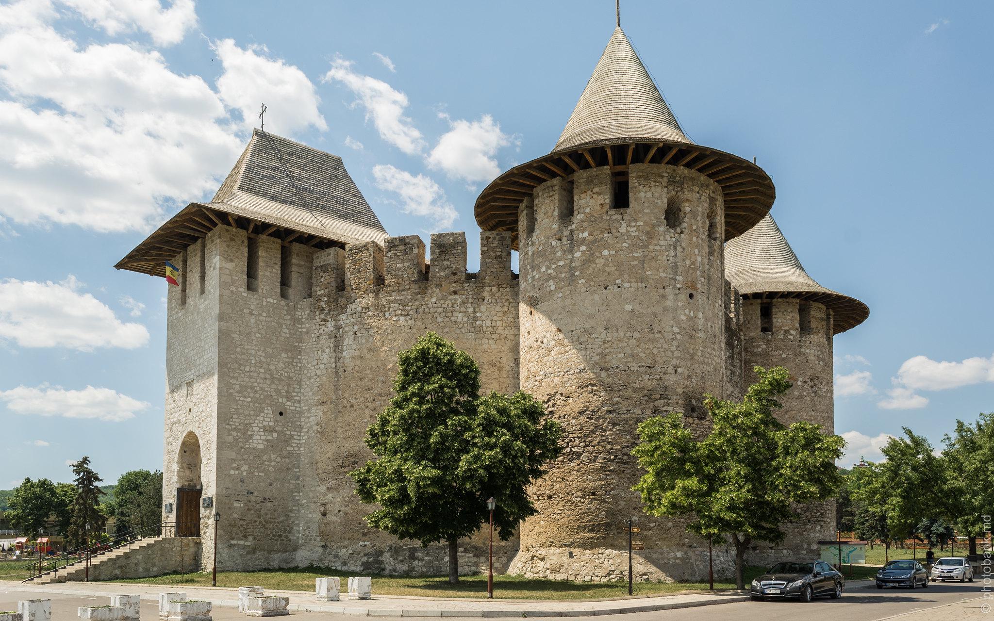 Смотреть фото крепости в сороках молдавия