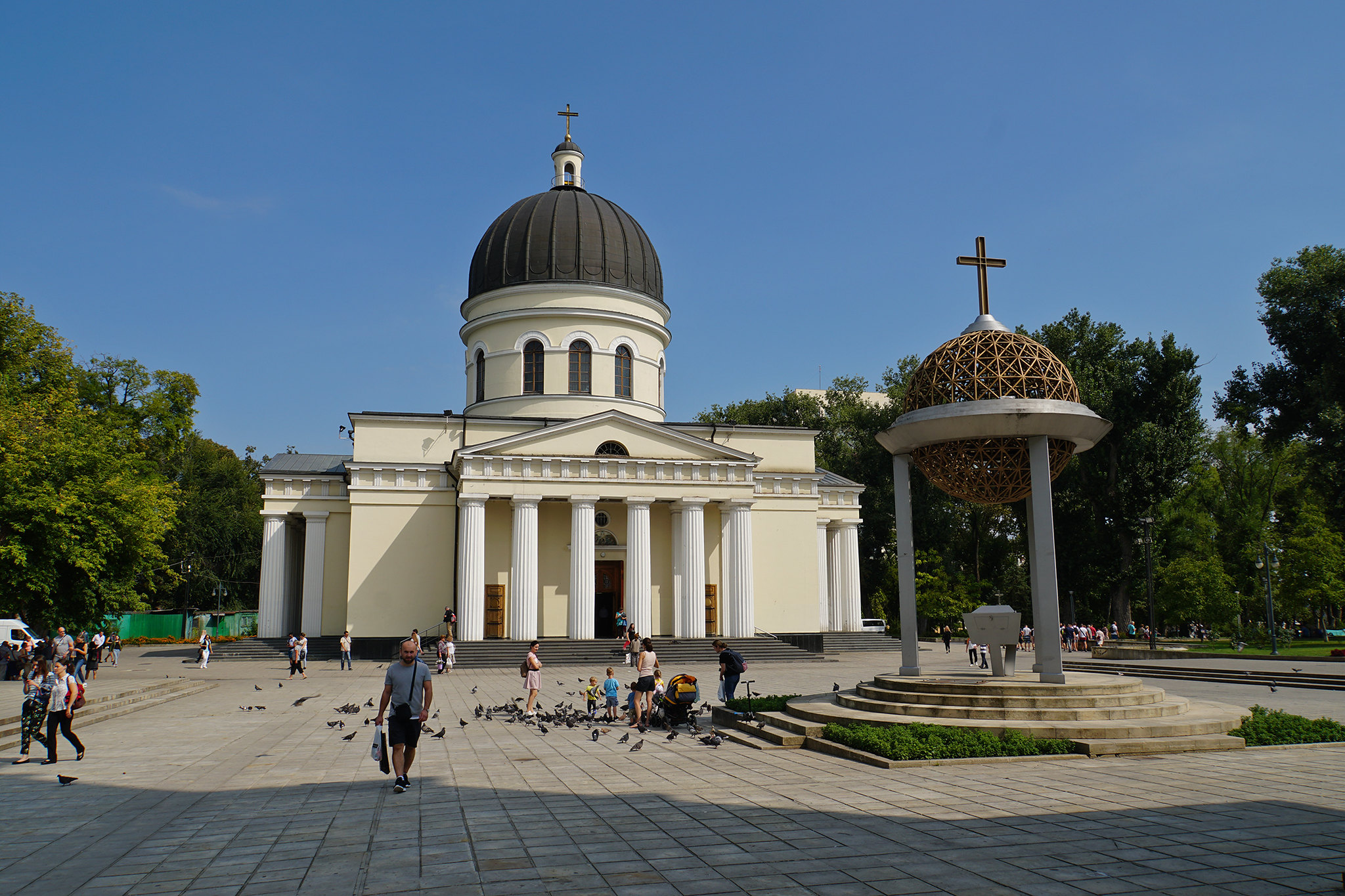 Cathédrale de Chisinau