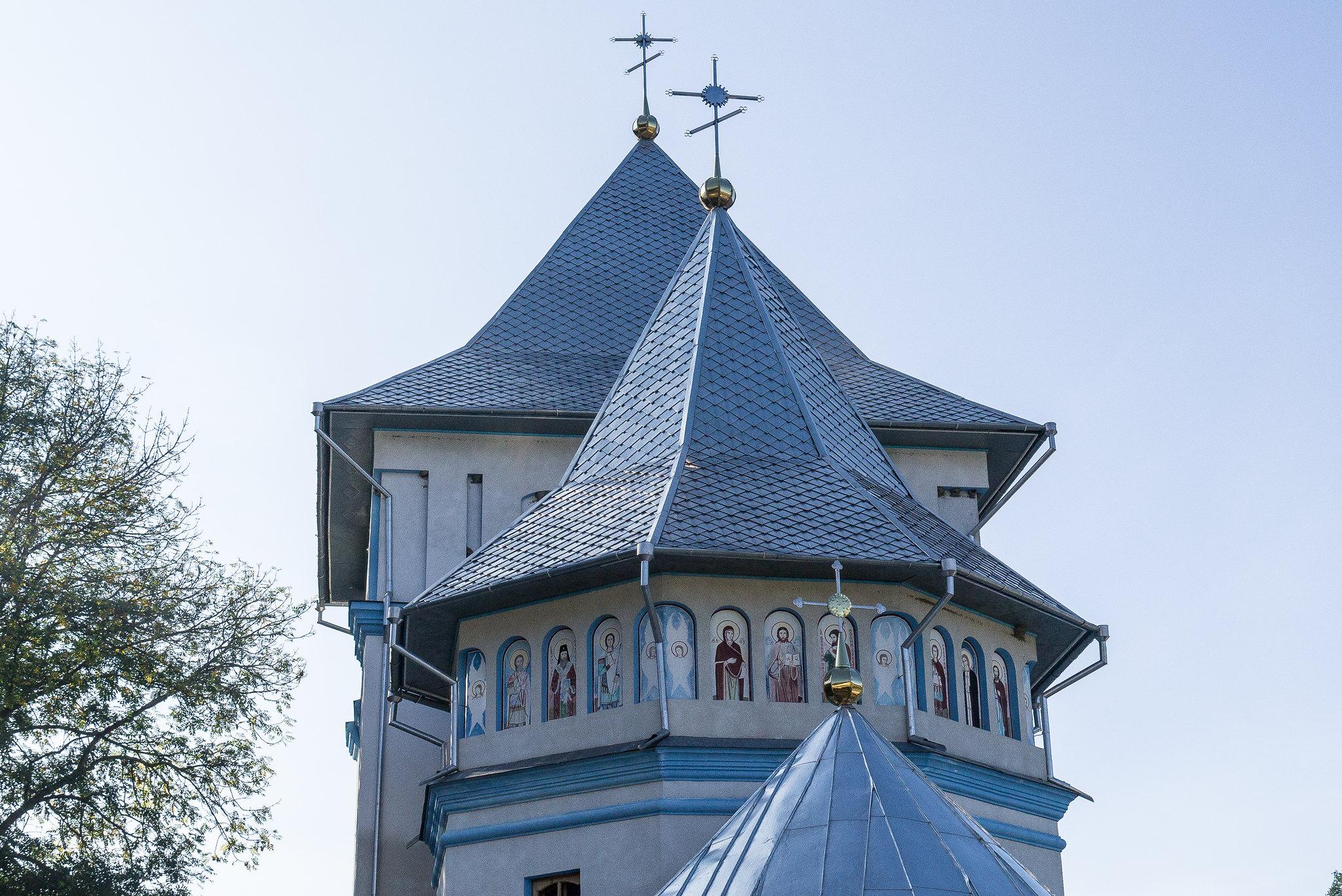 Monastère Calaraseuca