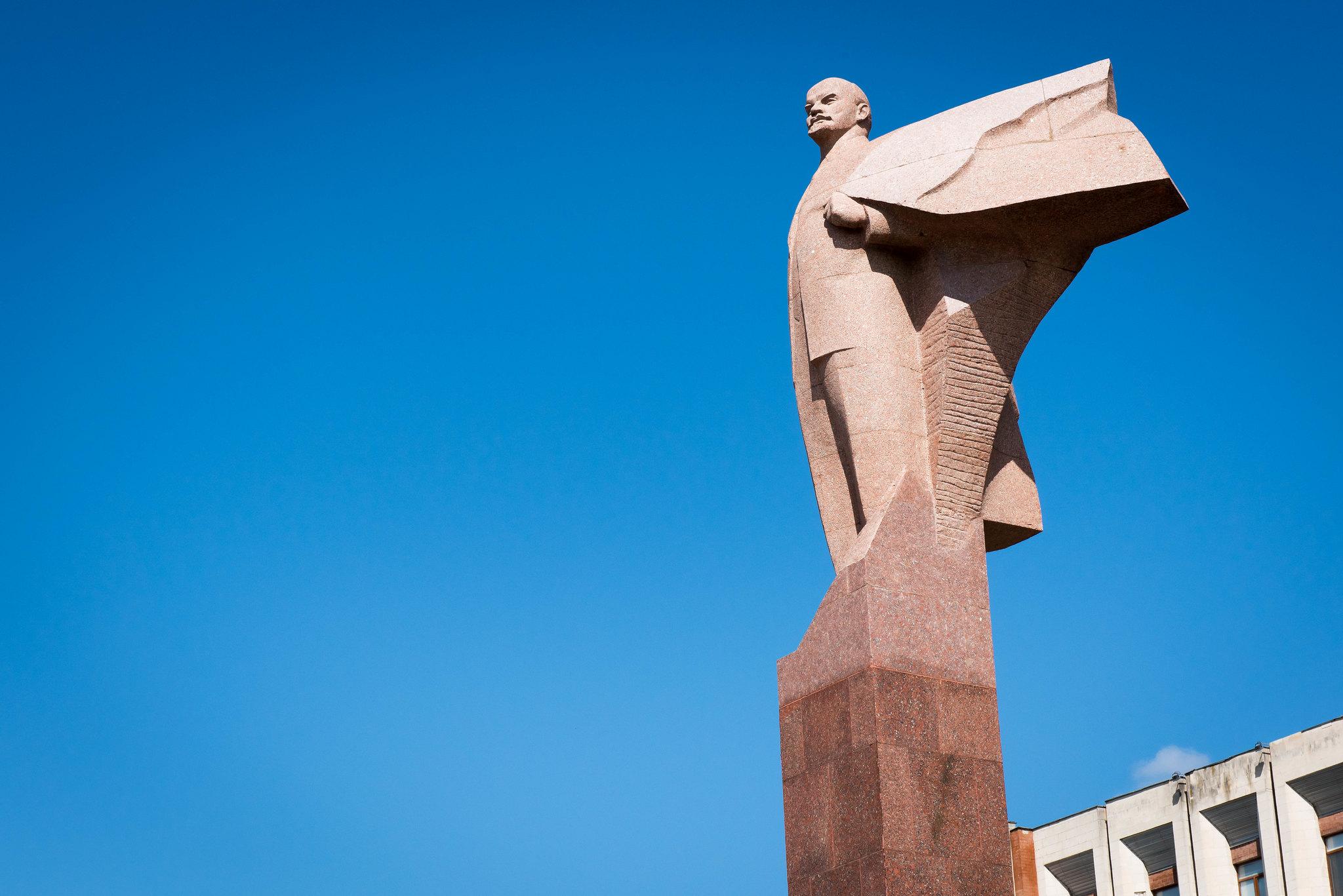 Monument de Lenine a Tiraspol